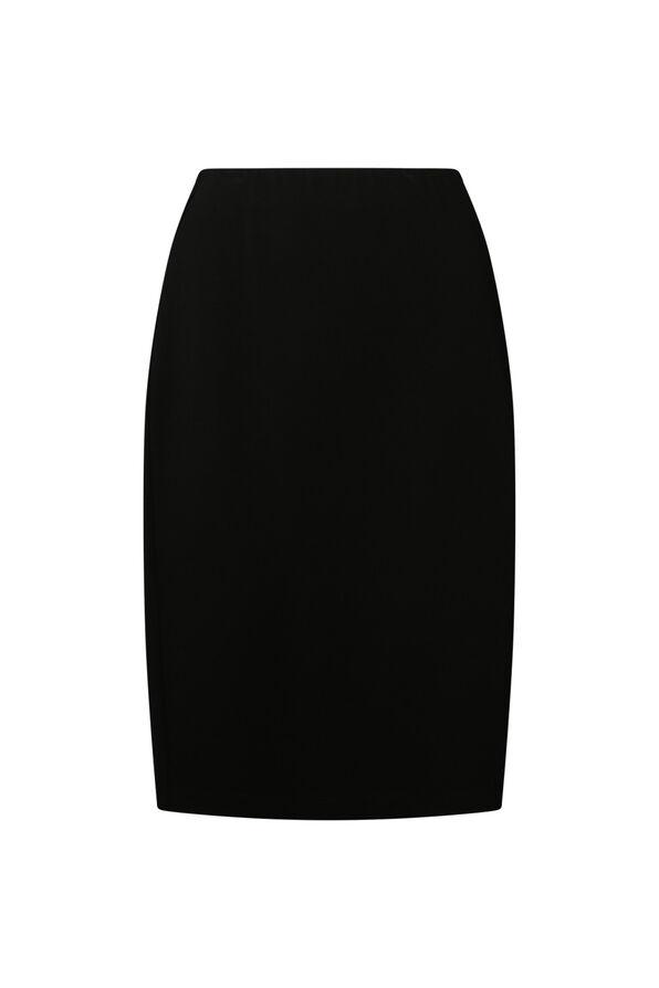 Abby Ponte Knit Skirt, , original image number 0