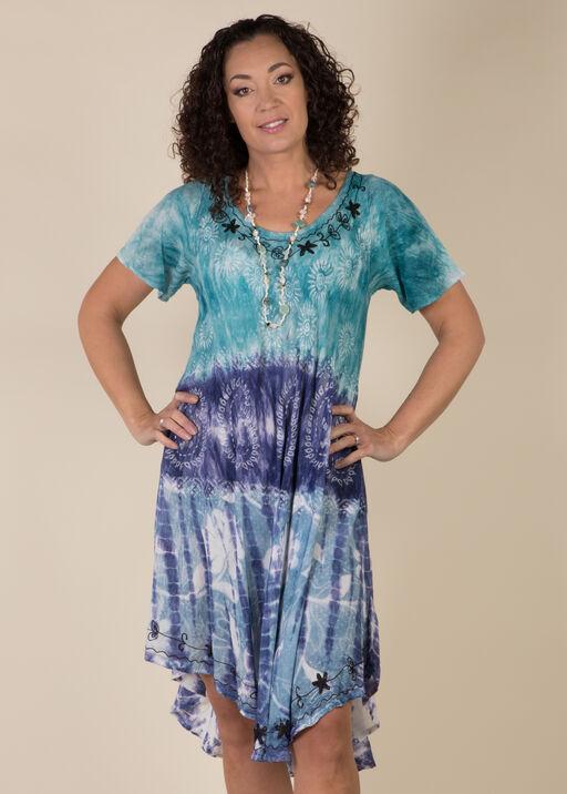 Tie-Dyed Skies Dress, , original