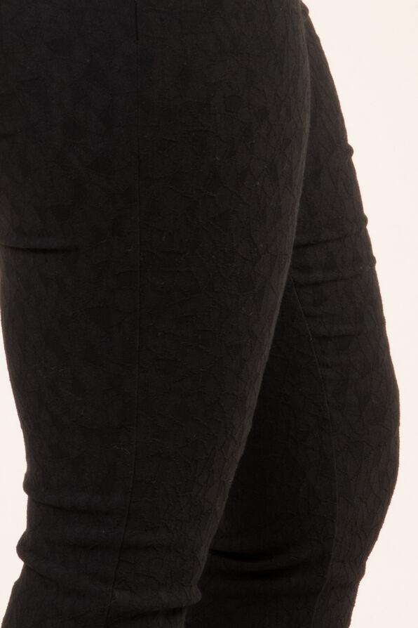 Slim Leg Trouser, Black, original image number 1