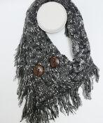 Handkerchief Infinity Scarf, , original image number 2