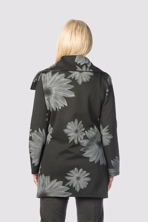 The Flora Jacket , Black, original image number 1