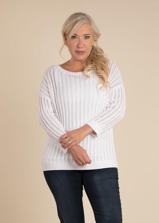 Sunday Sweater, White, original