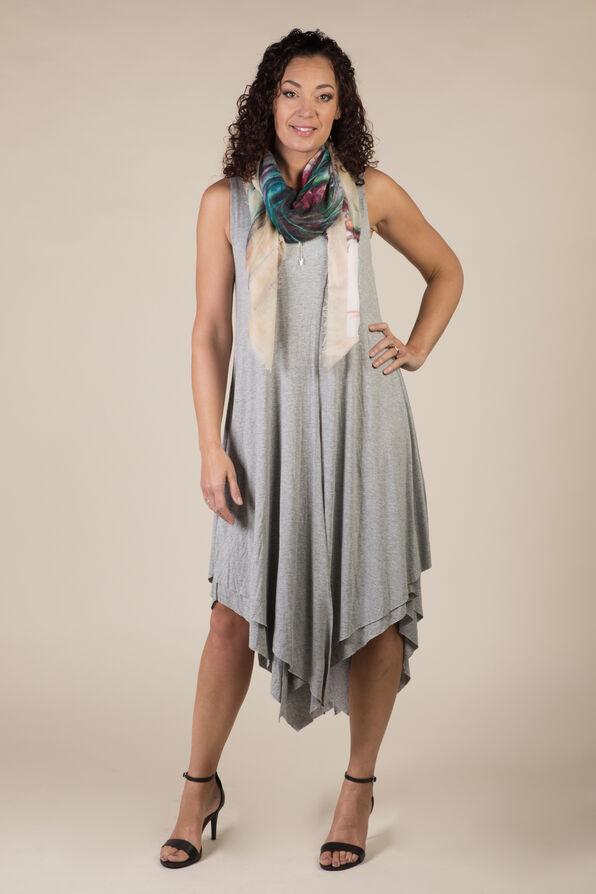 Melody Dress, Grey, original image number 0