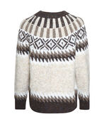 Chalet Sweater, Taupe, original image number 1