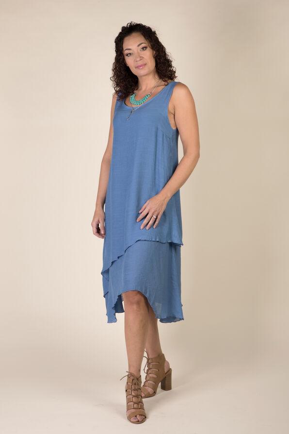 Essence Dress, Blue, original image number 0