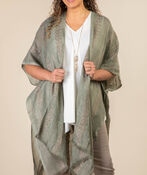 Into the Weave Kimono, Sage, original image number 2