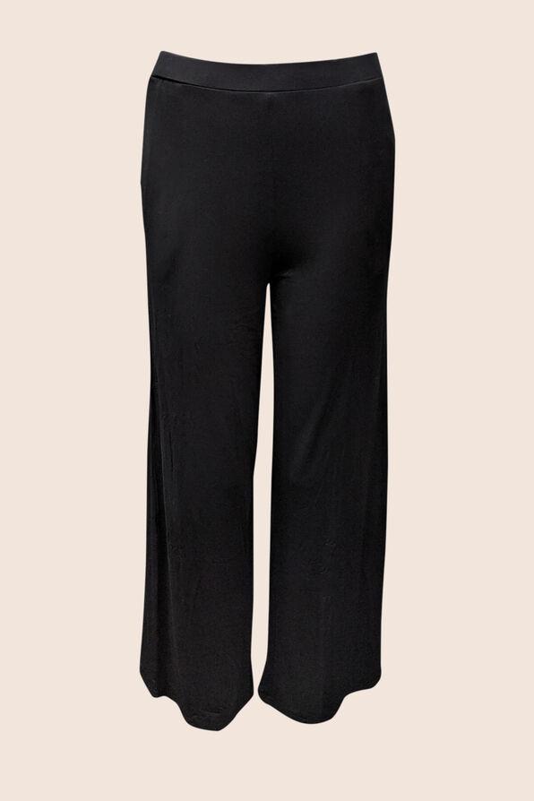 Lounge With Me Pants, Black, original image number 0