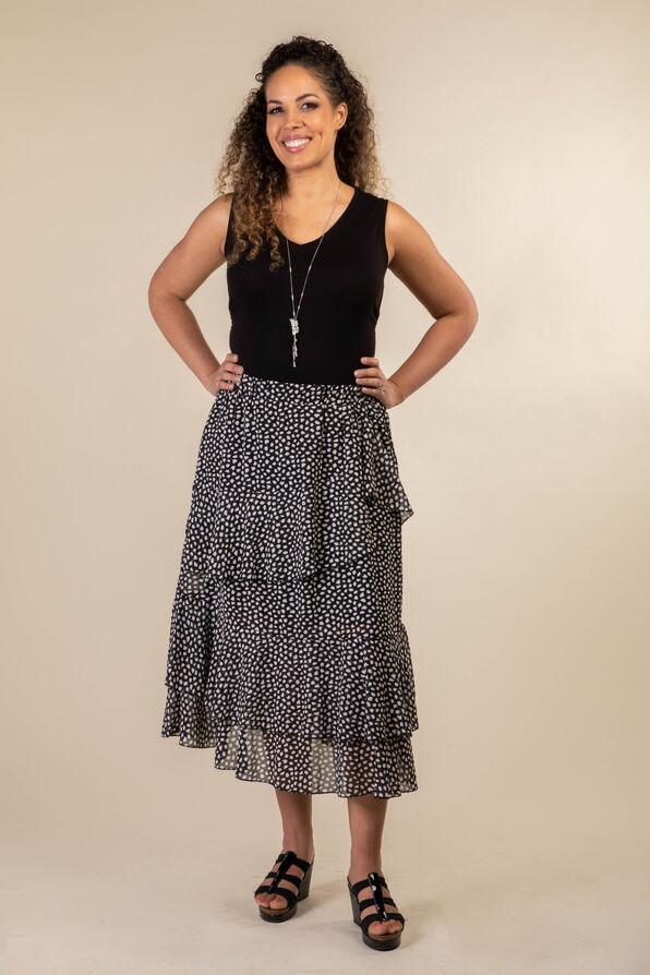 Cadence Skirt, Black, original image number 1