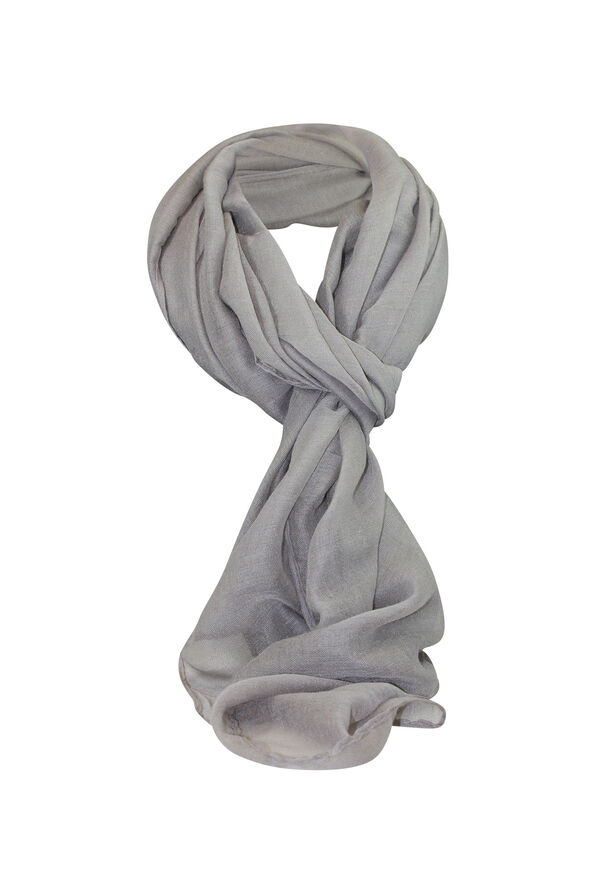 Solid Colour Rectangle Scarf, , original image number 6