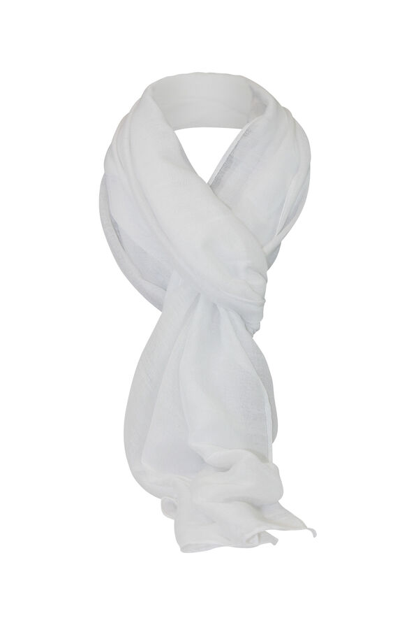 Solid Colour Rectangle Scarf, , original image number 9