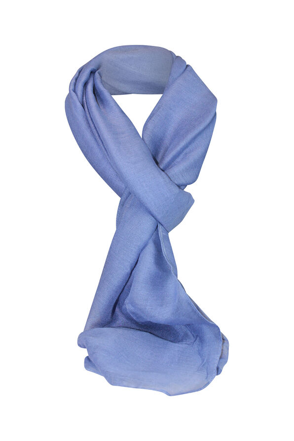 Solid Colour Rectangle Scarf, , original image number 4