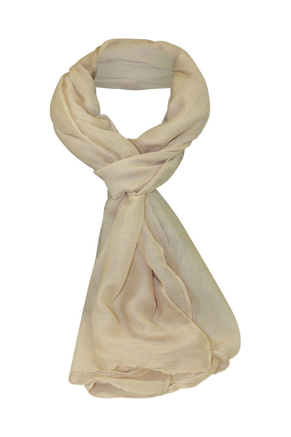 Solid Colour Rectangle Scarf, , original image number 2