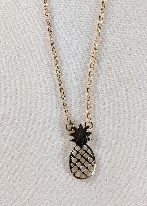 Pineapple Necklace , , original