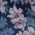Knit Tunic Empire Waist, Navy, swatch