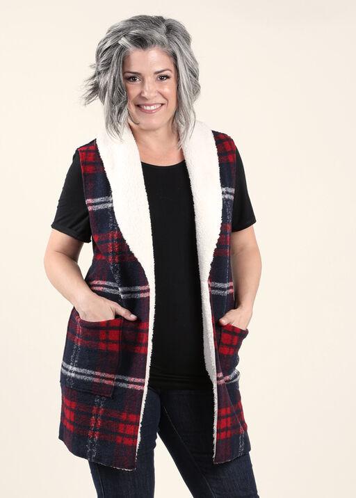 Wool Blend Vest, , original