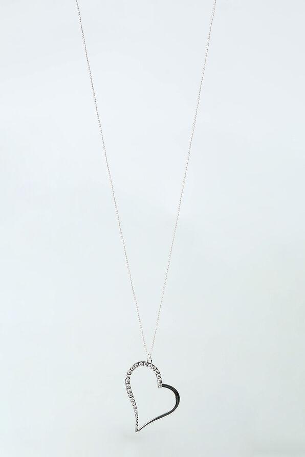 Crystal Heart, Silver, original image number 0