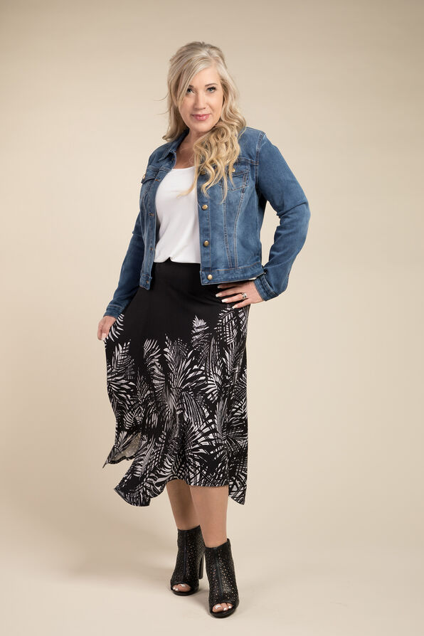 Nicole Skirt, Black, original image number 2