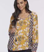Rosaline Tassel Top, Yellow, original image number 0