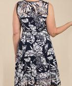 Farrah Dress, Navy, original image number 2
