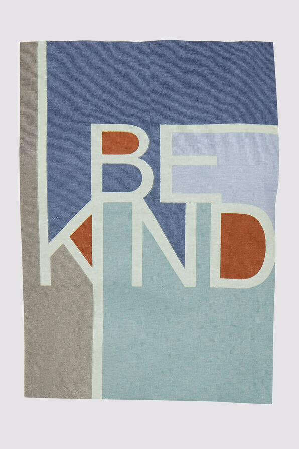 Be Kind Tee, Cream, original image number 2