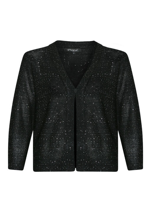 Sequins Dusted Cardigan, , original