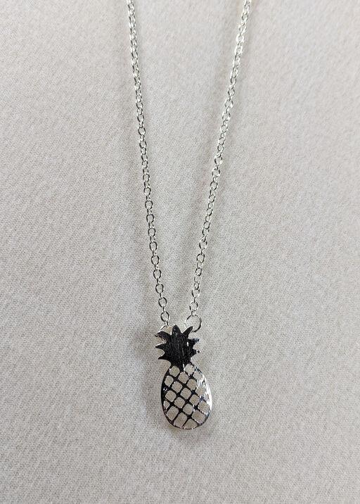 Pineapple Necklace, , original