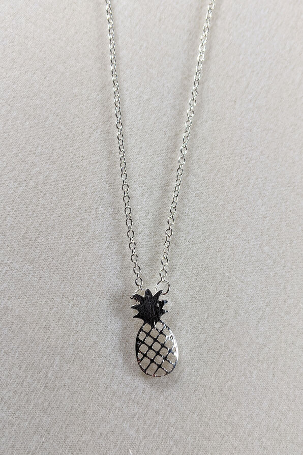 Pineapple Necklace, , original image number 0