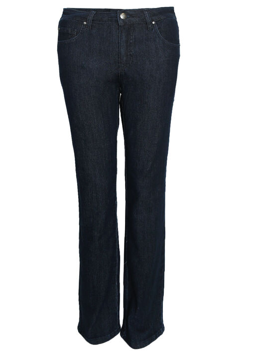 Simon Chang Classic Jeans in Petite, Indigo, original