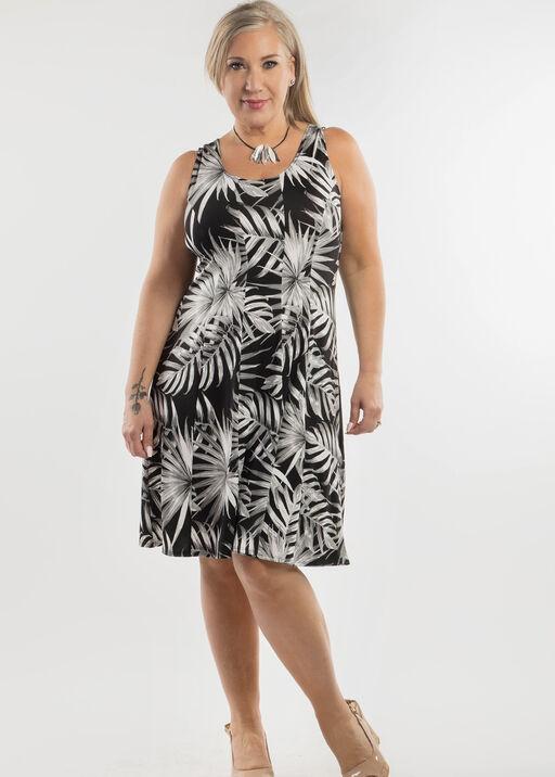 Moonlit Palms Dress, , original