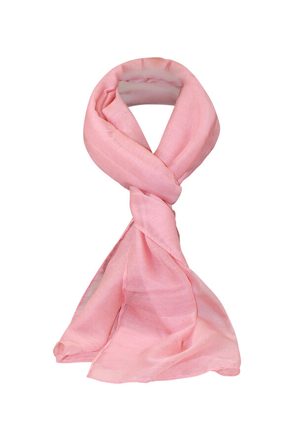 Solid Colour Rectangle Scarf, , original image number 1