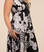 Take Me Back Dress, Black, original image number 1