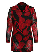 Christina Cowl Neck Tunic, , original image number 0