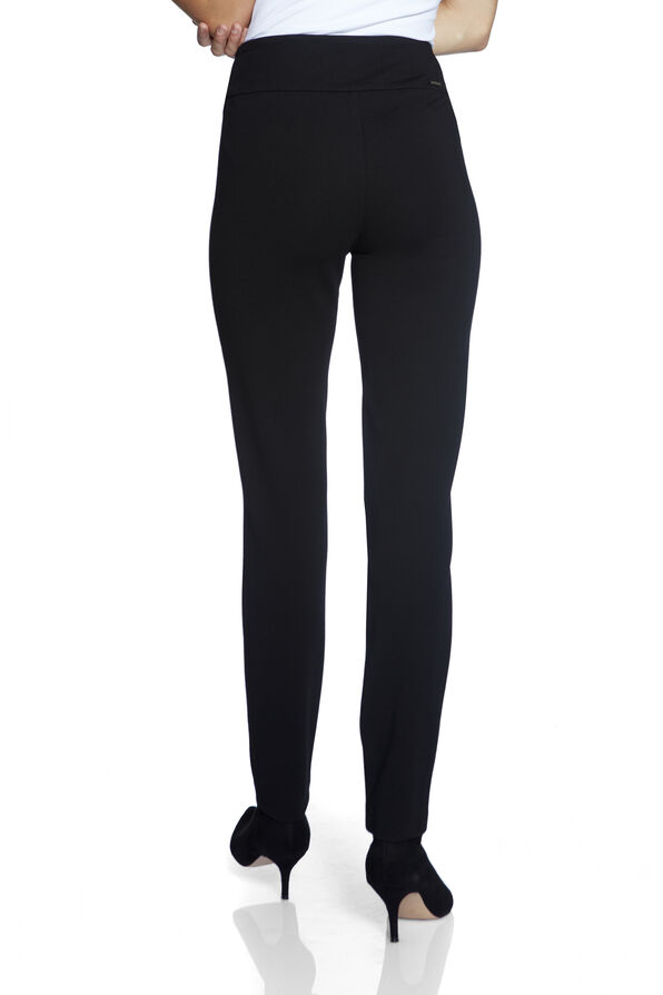 UP Classic Pant with Tummy Control, Black, original image number 3