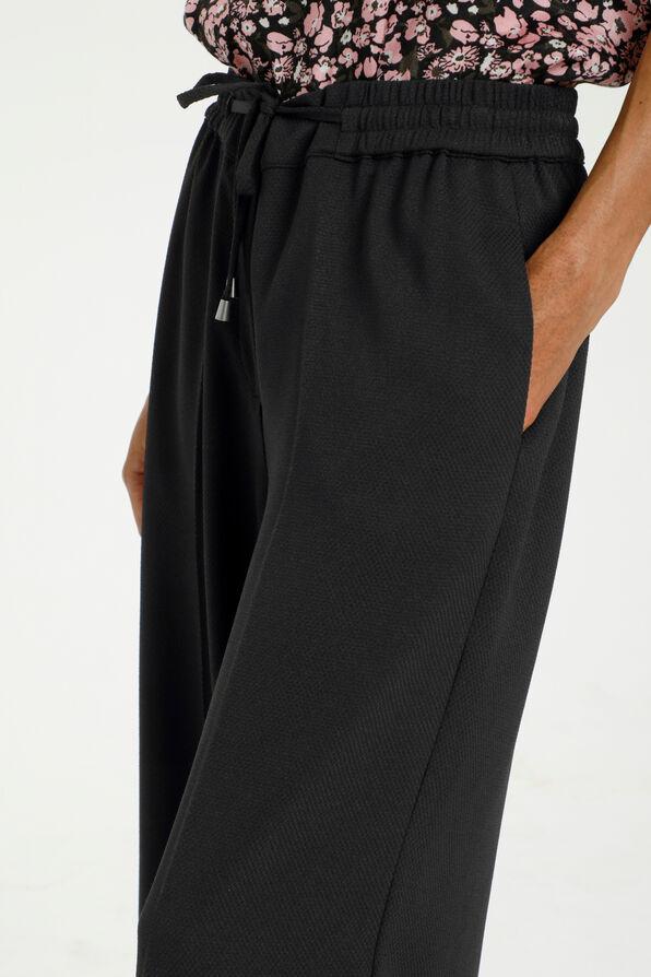 Lara Wide Pant, Black, original image number 2