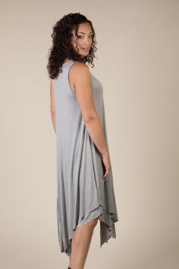 Melody Dress, Grey, original image number 2