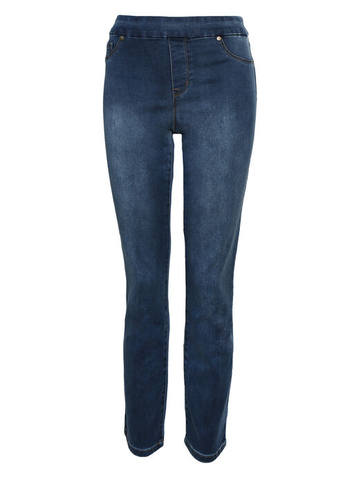 Pull On Denim Jean, , original