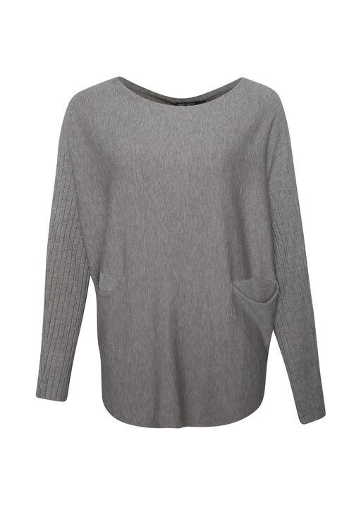 Dolman Sleeve Sweater, , original