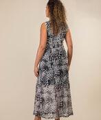 Cosmo Maxi Dress, Black, original image number 2