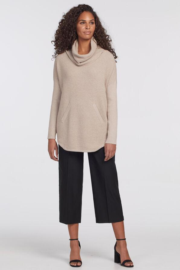 Auburn Tunic Sweater , , original image number 0