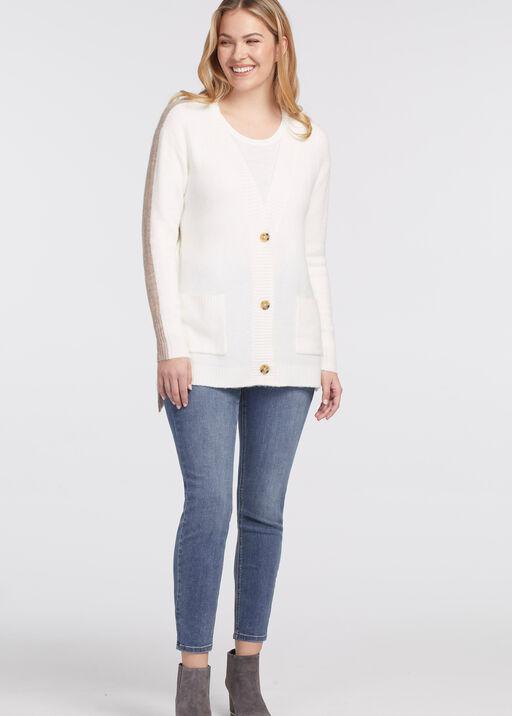 Vianni Cardi Sweater, Cream, original