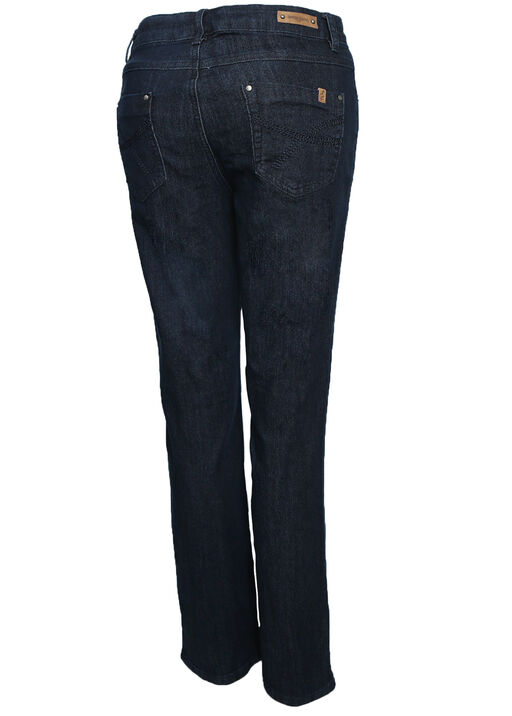 Simon Chang Classic Jeans, Indigo, original