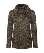 Mina Cowl Neck Sweater, Multi, original image number 0