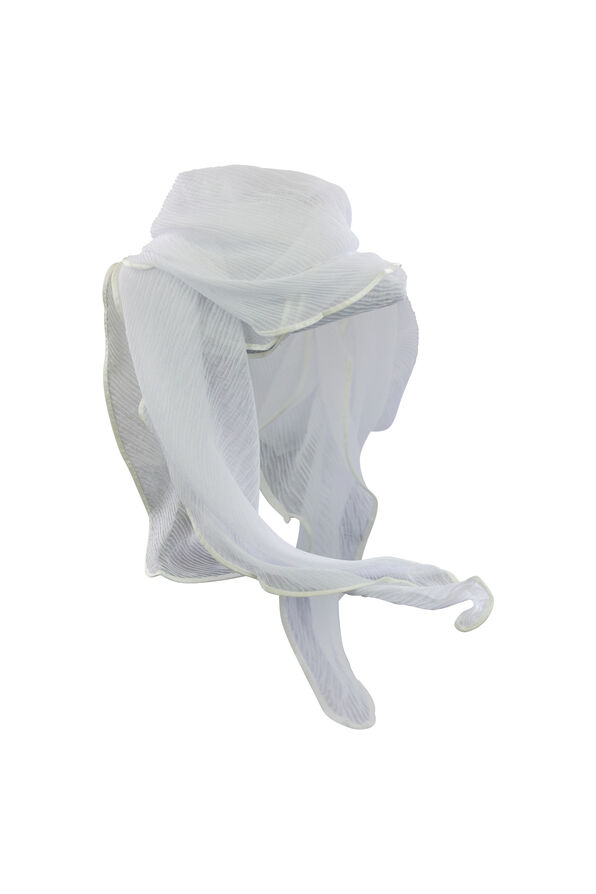 Crinkle Fabric Scarf, , original image number 1