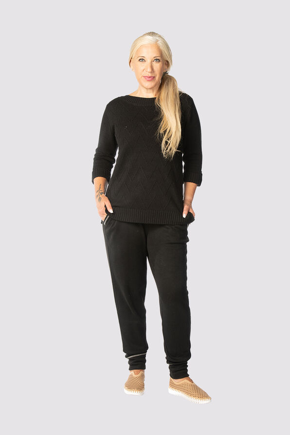 Preppy-Posh Sweater, , original image number 0
