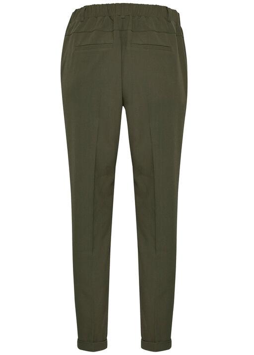 Kaffe Nanci Jillian 7/8 Pants Trouser Style, Green, original