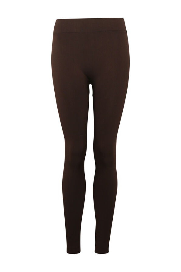 Fleece Lined Leggings , , original image number 1