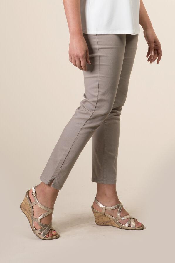 Colour Pop Denim Ankle Pant, , original image number 0