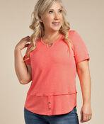 Simply Studded T Shirt, , original image number 1