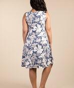 Vintage Lace Dress, Blue, original image number 2