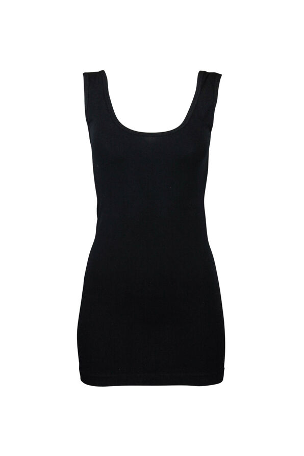 Bamboo Shapewear Tank Top, , original image number 2
